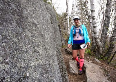 Climbing and Smiling - Photo Credit Amy Broadmore