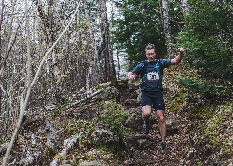 Downhilling - Photo Credit Fresh Tracks Media