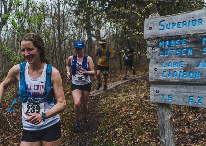 Heidi Skildum Running Free - Photo Credit Fresh Tracks Media