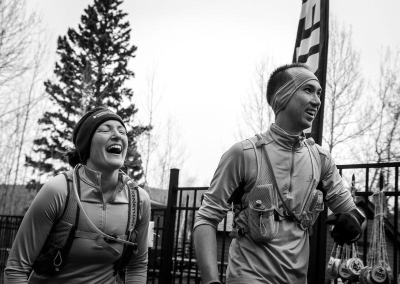 Jared and Sarah Simpson Elated - Photo Credit Mike Wheeler