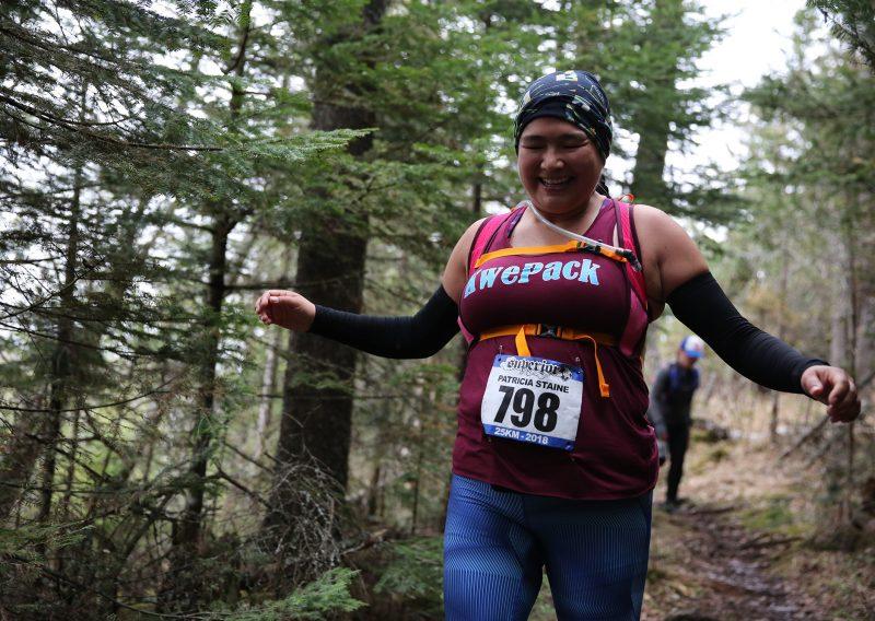 KwePack Running Bliss - Photo Credit Cary Johnson