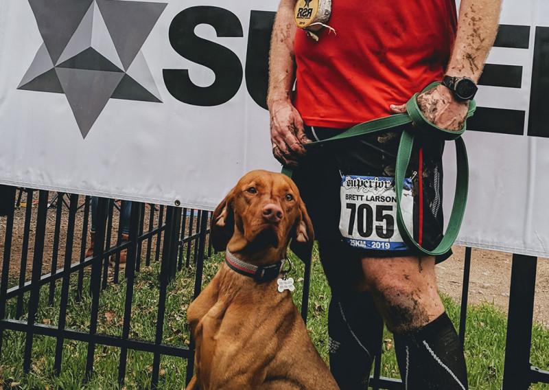 Man and His Dog - Photo Credit John Storkamp