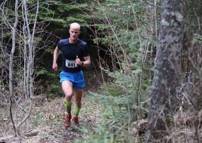 Nathan Swenson Enroute to a 25KM Victory in 2019 - Photo Credit Cary Johnson