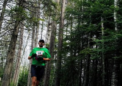 Northern Pine Running - Photo Credit John Storkamp
