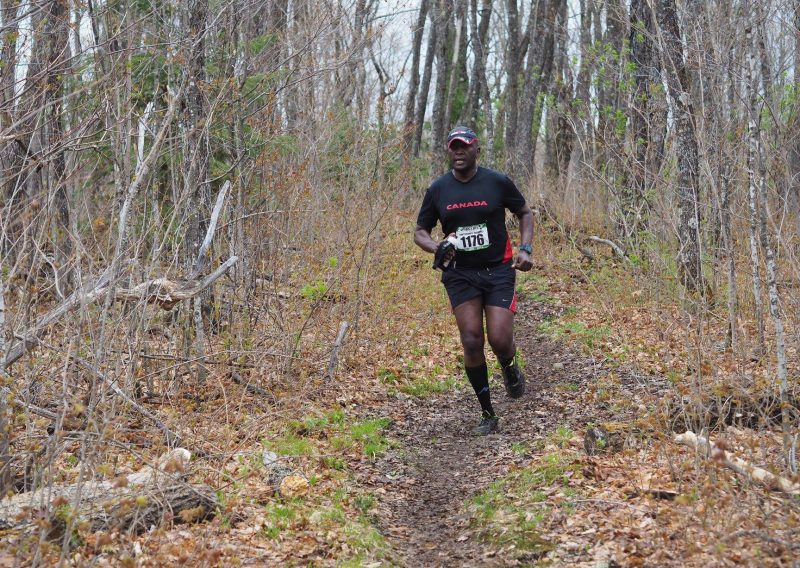 Northwoods Running - Photo Credit Kevin Langton