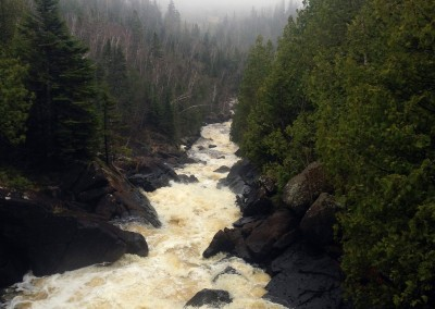 Poplar River Rapids - Photo Credit Heidi Hasapopoulos