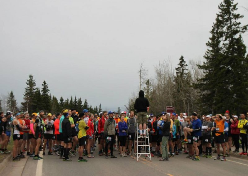 Race Start - Photo Eric Forseth