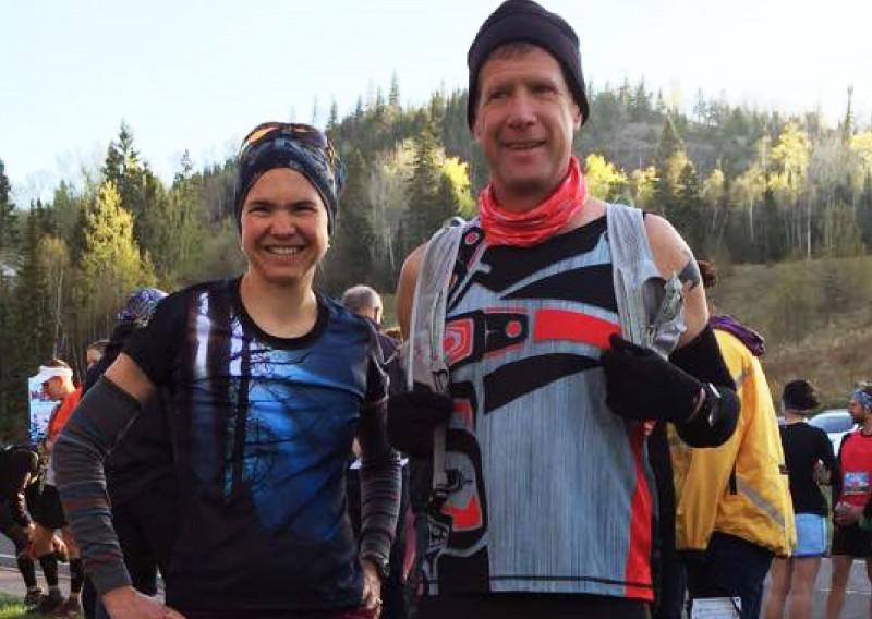 Robyn Reed and Kevin Langton - Photo Credit Lisa Langton