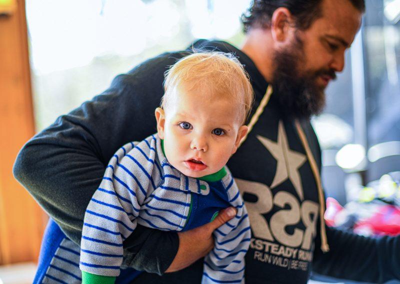 Rocksteady Baby - Photo Credit David Markman