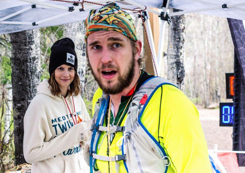 Shock Awe and Trail Running - Photo Credit Fresh Tracks Media