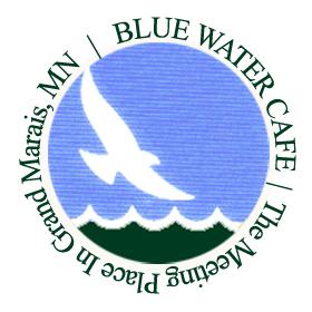 Blue Water Cafe - Grand Marais, Minnesota